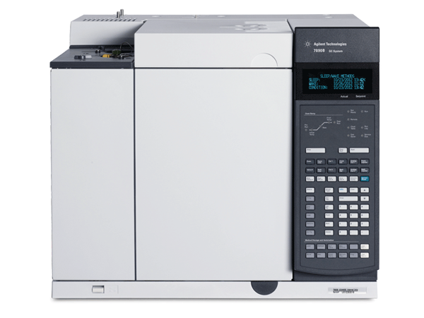 The Agilent 7890B Gas Chromatograph